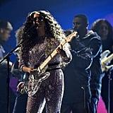 H.E.R. Grammys Performance 2019 Video