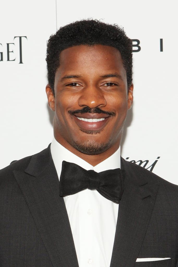Nate Parker was in attendance at the Arbitrage premiere in NYC.
