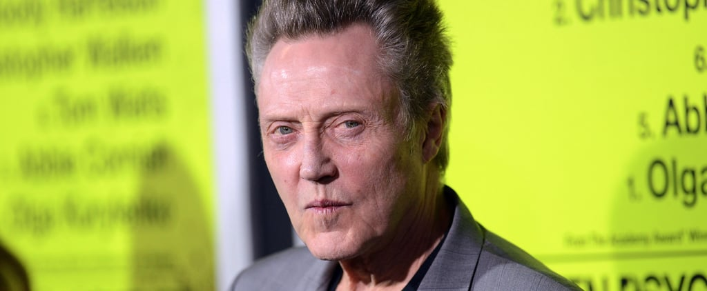 9 Stars Who Have Done Spot-On Christopher Walken Impressions