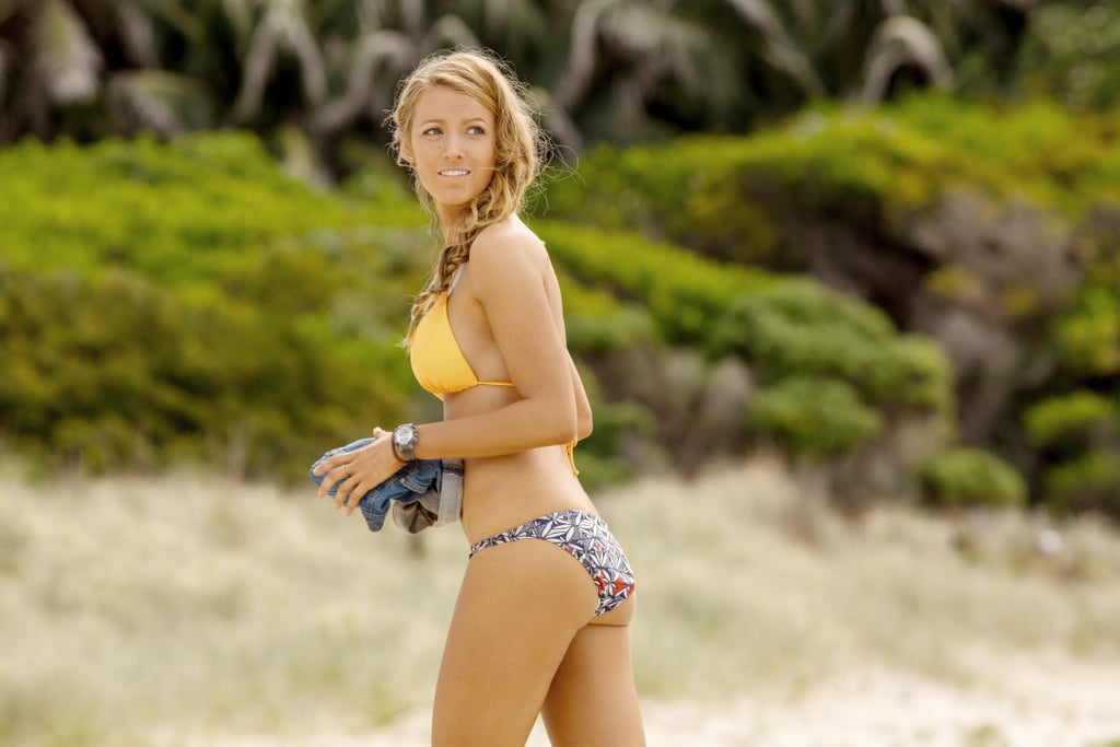 Blake Lively is just one of the many stars who can work the hell out of a swimsuit. Whether she's celebrating Fourth of July with pal Taylor Swift or shooting a film, Blake seems to have no problem slipping into a two-piece — and why would she? She looks amazing. In celebration of her 30th birthday on Friday, we're taking a look at Blake's sexiest bikini moments.        Related:                                                                                                           40 Times You Totally Wished You Were Blake Lively
