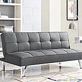 Serta Upholstered Medium Firm Recliner Sofa