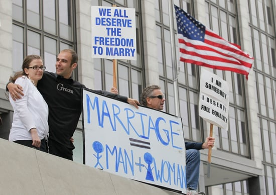 Prop 8 Proponents File Appeal