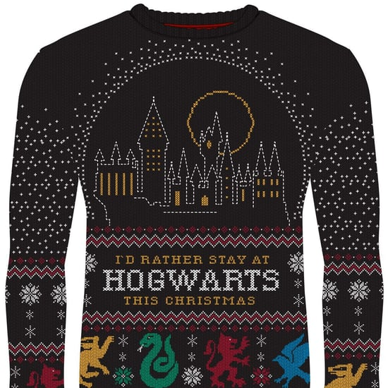 Ugly Harry Potter Christmas Sweaters