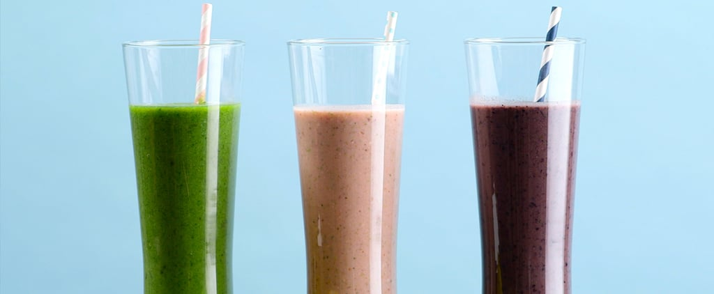 3 Smoothies to Help You Lose the Pooch