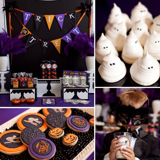 Fancy Halloween Party For Kids