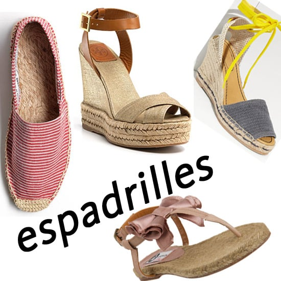 Style Keys for Shopping: Are They Present in Your Wardrobe a Pair of Espadrilles?