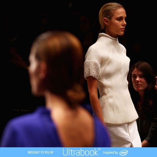 Pictures and Runway Review of Christopher Esber Spring Summer 2012-2013 Mercedes Benz Fashion Week Australia Catwalk Show