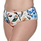 EVRI Plus Size Tummy Slimmer High-Waisted Bikini Bottoms