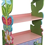 Teamson Kids Fantasy Fields Magic Garden Bookshelf