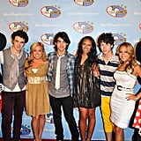 The Jonas Brothers and the Cheetah Girls
