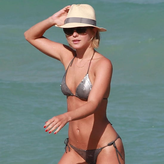 Julianne Hough's Bikini Vacation in Miami | Photos