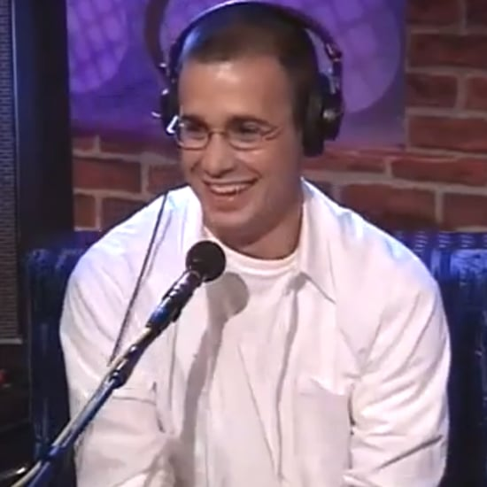 Freddie Prinze Jr. on Howard Stern in 2001