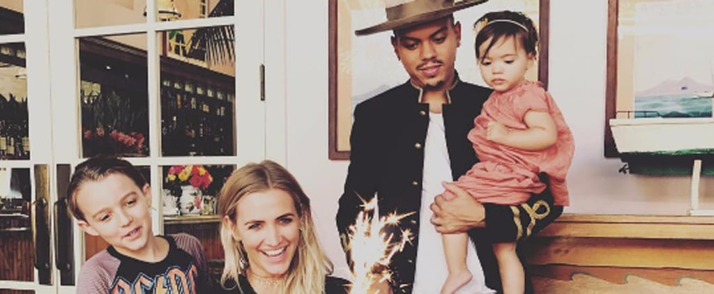 Ashlee Simpson's Daughter Is as Cute as a Button in a New Family Photo