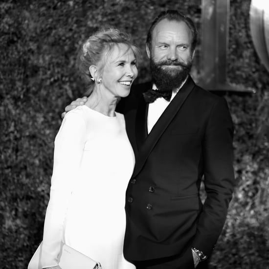 Sting and Trudie Are Still Smitten With Each Other