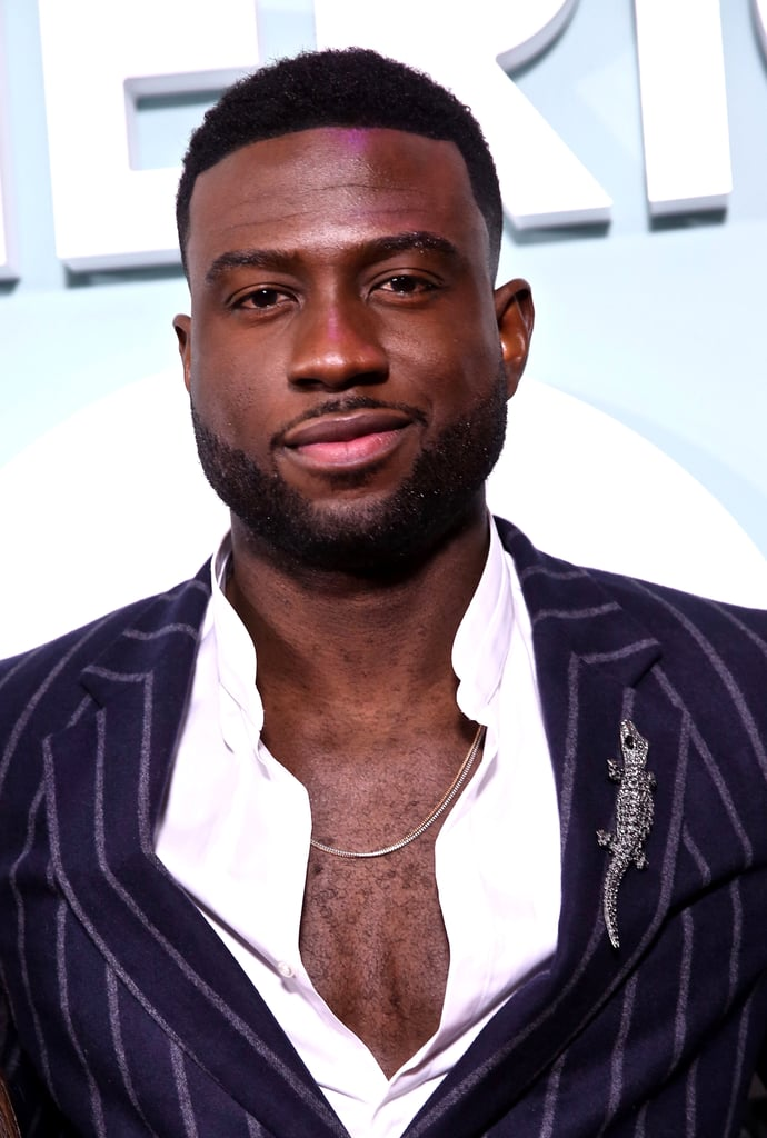 It didn't take long for us to be completely captivated by leading man Sinqua Walls when Netflix dropped the trailer for Resort to Love earlier this month. Charming, charismatic, and into volunteering, the 36-year-old actor has been gracing our screens since 2007 with roles like Jamarcus Hall on Friday Night Lights, Daniel on The Secret Life of the American Teenager, Sir Lancelot on Once Upon a Time, Vernon Boyd on Teen Wolf, and Shawn on Power. Before you catch him as the dreamy Caleb on Resort to Love on July 29, you can check out some of his hottest pictures ahead. Pro tip: these are best enjoyed imagining you're at a resort in Mauritius.      Related:                                                                                                           Who Is Sinqua Walls? The Resort to Love Star Dreams Of Being in a Marvel Film One Day