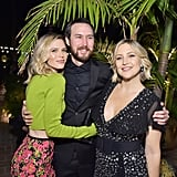 Kate Hudson First Appearance After Giving Birth to Baby Rani
