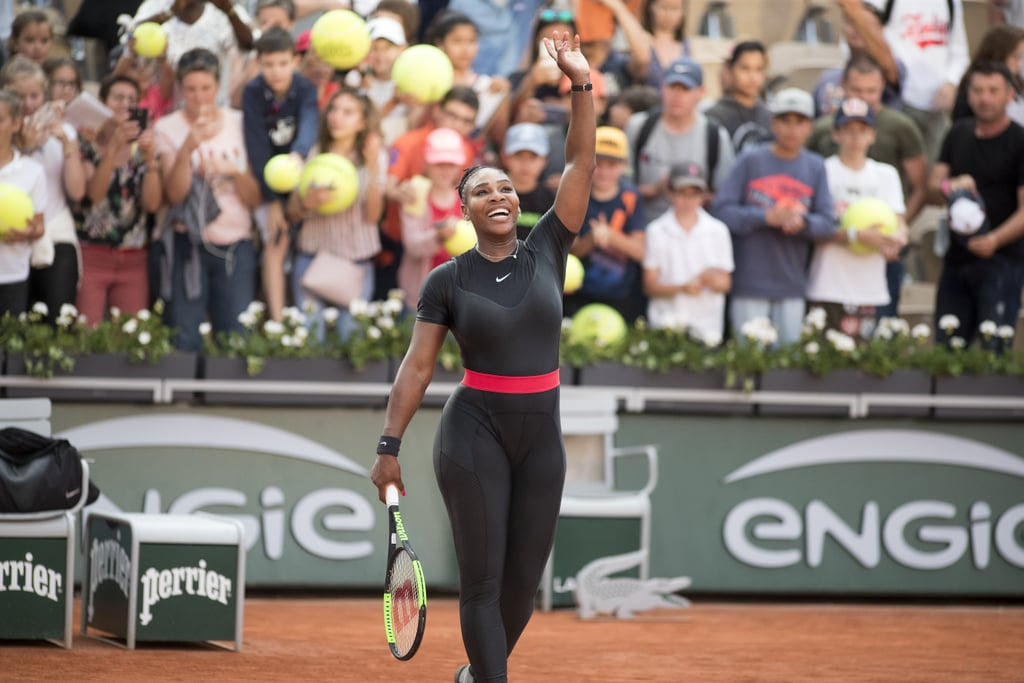 Serena Williams Said She Felt Like a Warrior Princess Competing in This Bodysuit