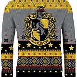 Harry Potter: Hufflepuff Knitted Christmas Sweater