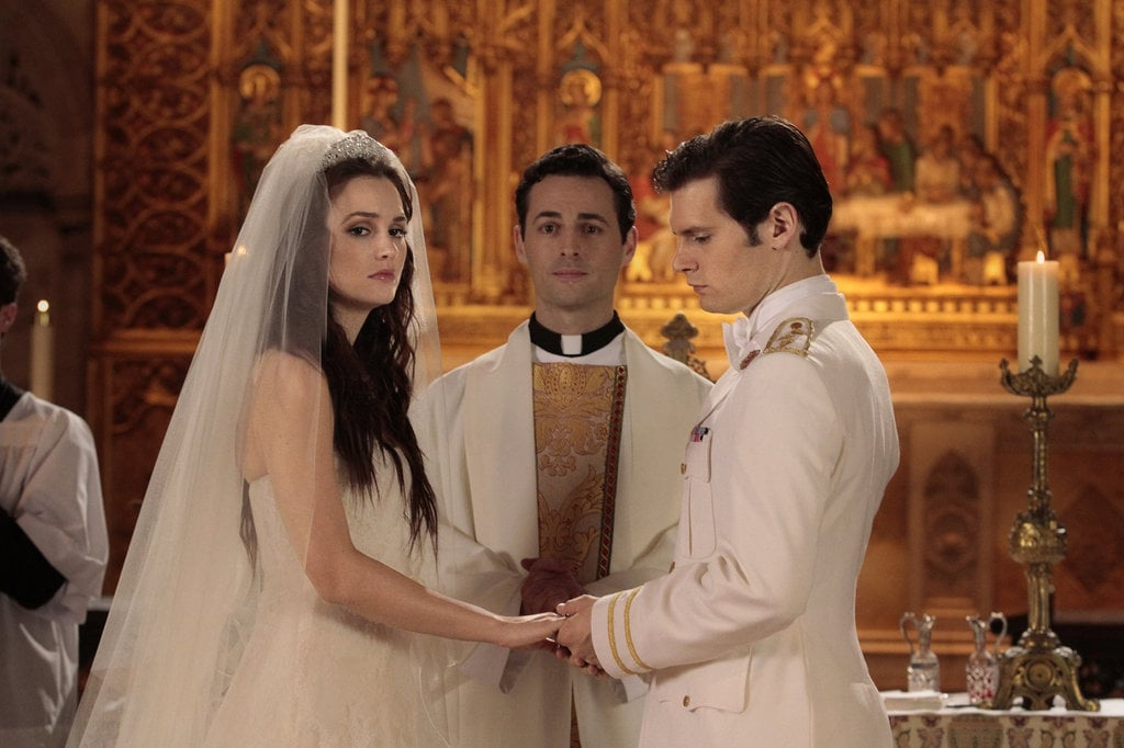 Blair\'s Lengthy Wedding Extensions | Best Gossip Girl Hair Moments ...