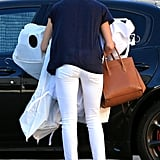 Cameron Diaz stepped out for some shopping in California.