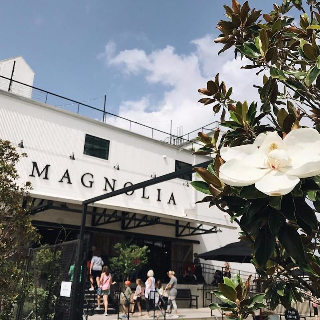 Why Chip And Joanna Gaines Named Their Business Magnolia Popsugar Home
