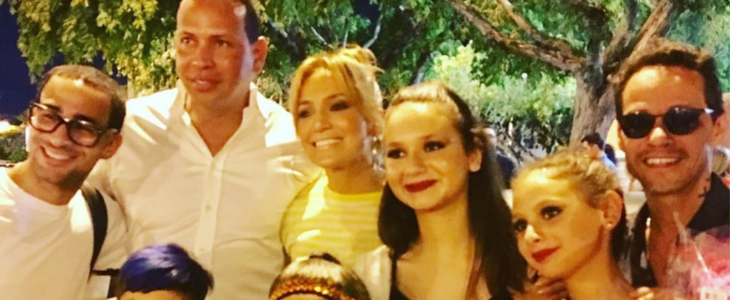 Jennifer Lopez's Best Coparenting Moments