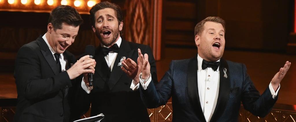 Jake Gyllenhaal Sings A Whole New World at Tony Awards 2016