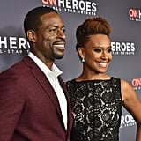 Sterling K. Brown and Ryan Michelle Bathe Pictures