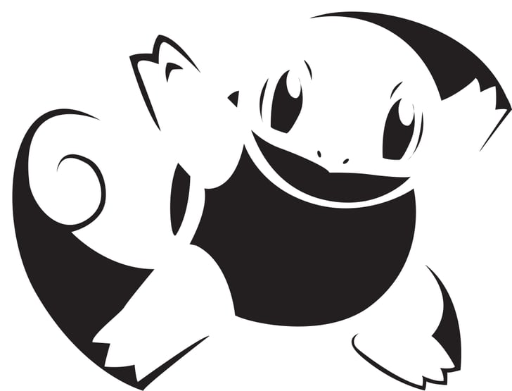 Striking image for pokemon stencils printable