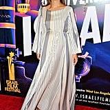 Natalie Portman at Israel Film Festival Gala Awards 2016