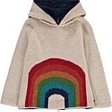 OEUF NYC Rainbow Wool Sweater