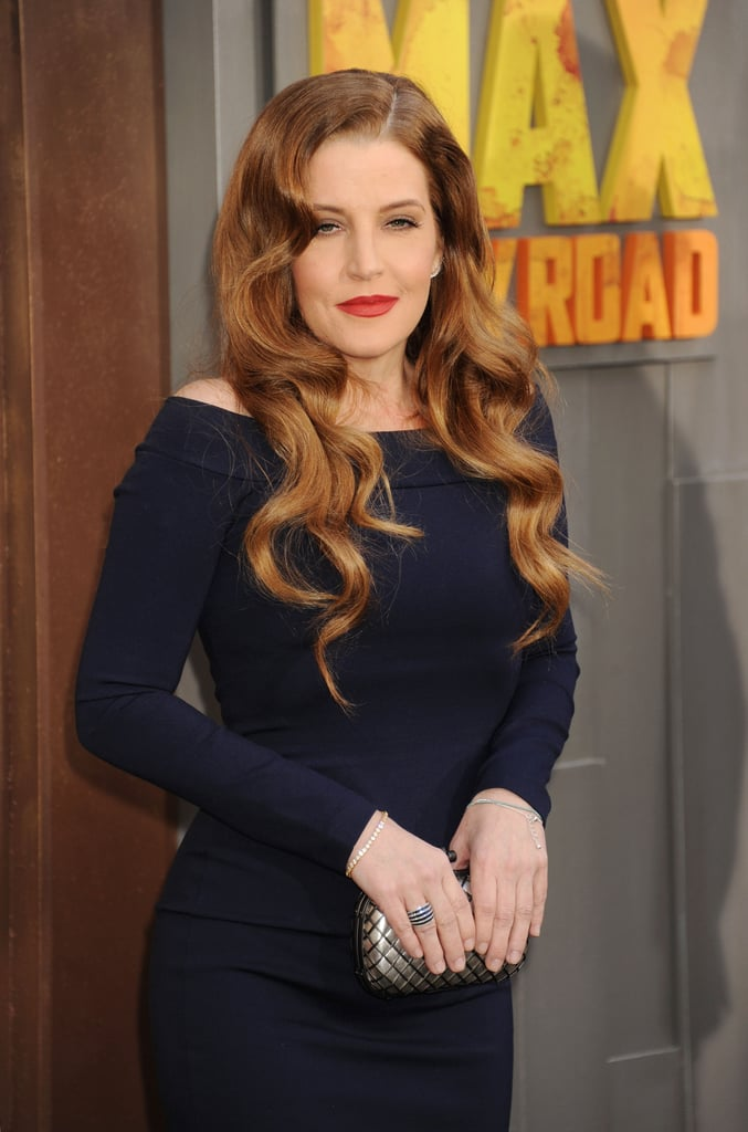 Lisa Marie Presley: Feb. 1