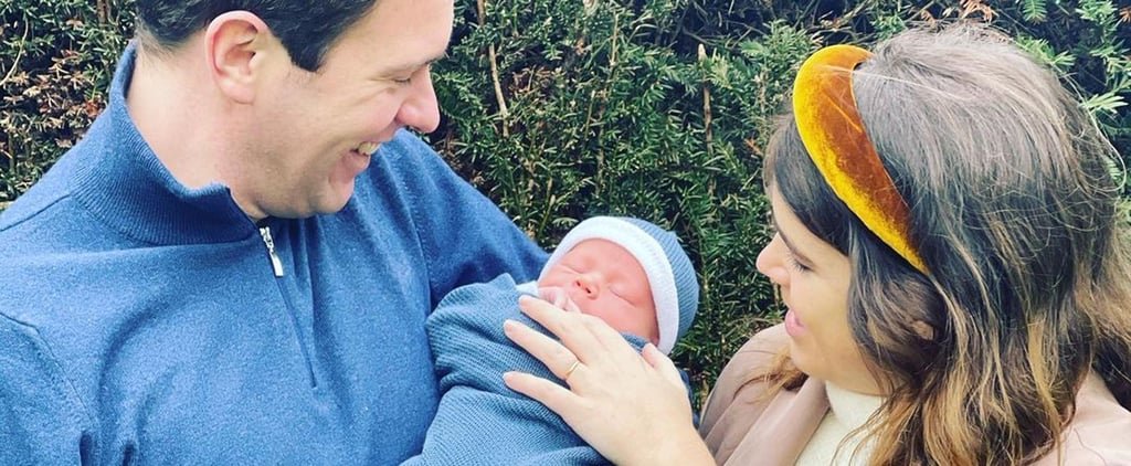 Princess Eugenie and Jack Brooksbank Name Their Son August