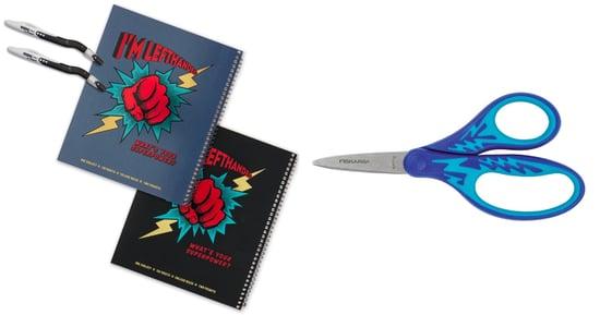 Left-Handed School Supplies