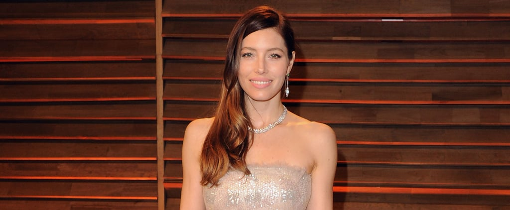 Watch Jessica Biel Gush About Baby Silas For the First Time