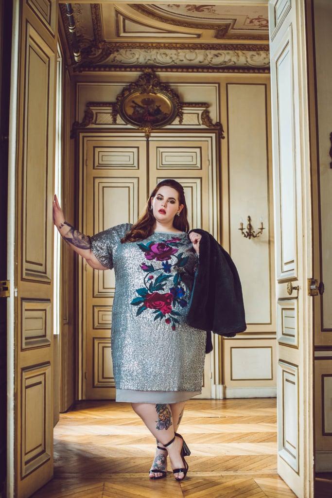 On Tess: NOIR Amelie Dress ($220)