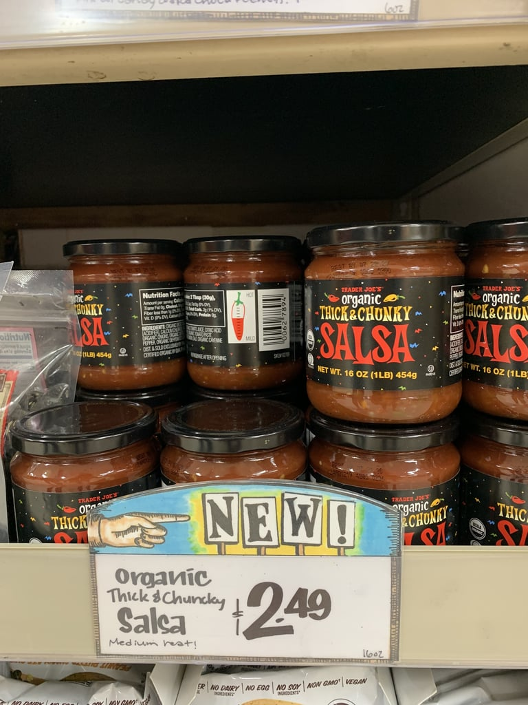 Trader Joe's Organic Thick and Chunky Salsa