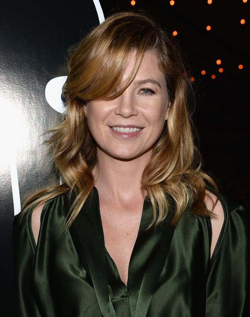 Ellen Pompeo at Kari Feinstein's Pre-Academy Awards Style Lounge