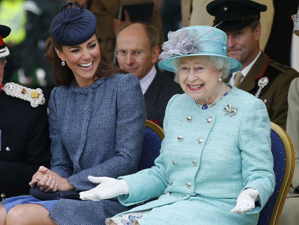 Your Guide to Acting Properly Around Queen Elizabeth II