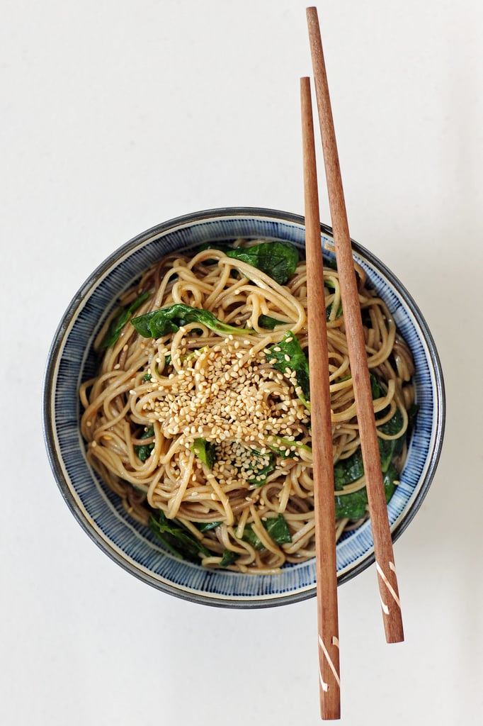 Spicy Soba Noodles
