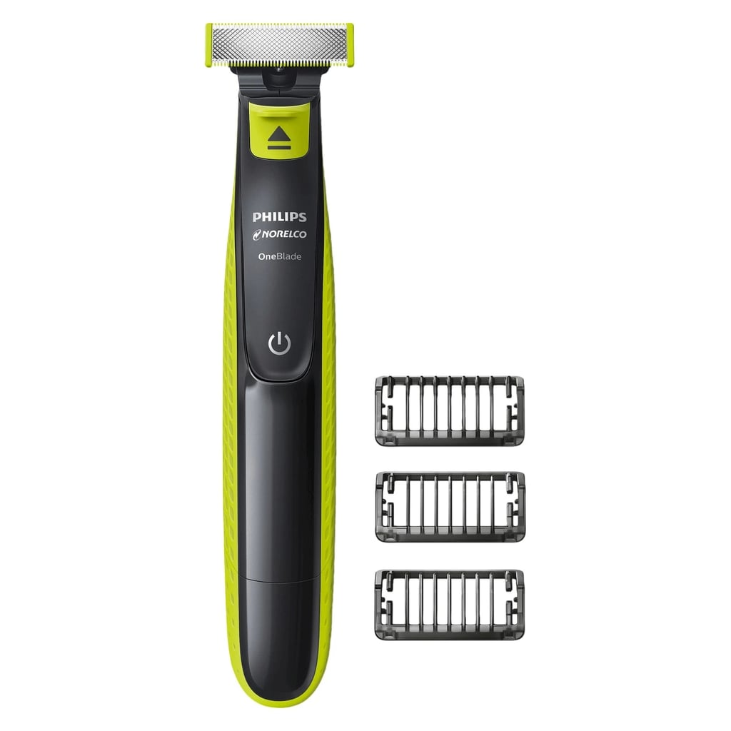 Hybrid Rechargeable Men's Electric Shaver and Trimmer