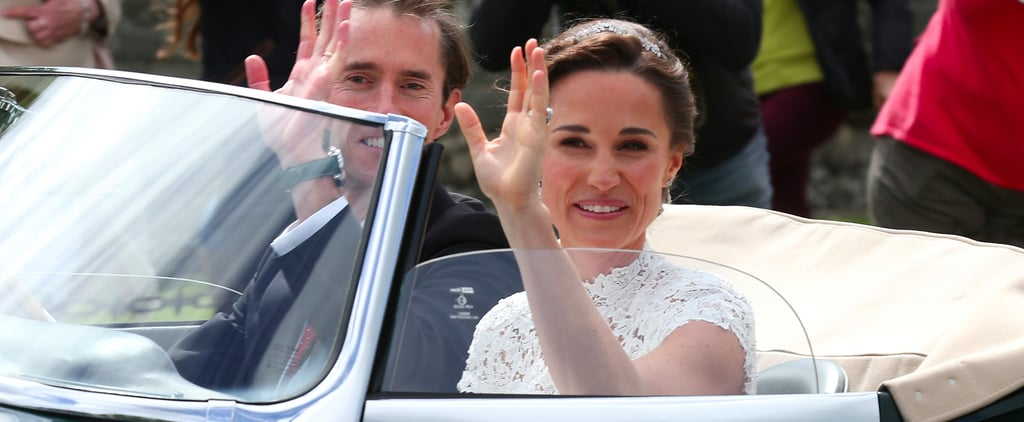 Pippa Middleton's New Wedding Band Is Classic With a Capital C