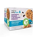 UpSpring Milkflow Fenugreek and Blessed Thistle Lactation Cookies Oatmeal Raisin