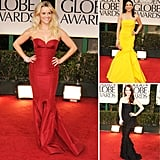Golden Globes Trend Report: Flirty Fishtails