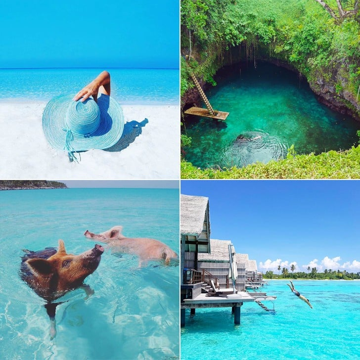 37 Surreal Places to See the Clearest, Bluest Water on Earth