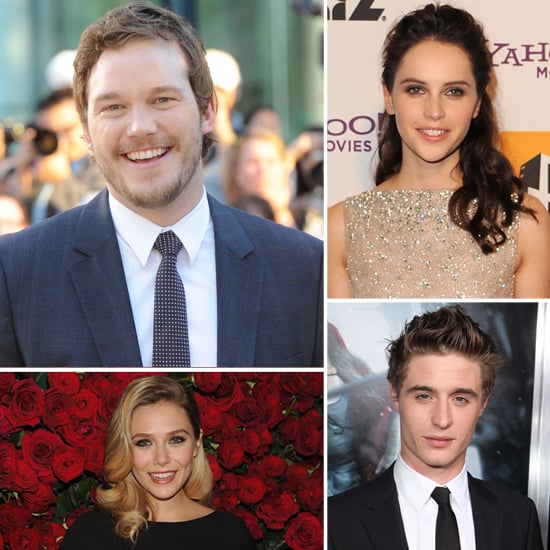10 People We'd Like to See More of in 2012
