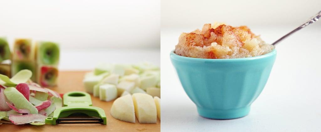 Easy Roasted Applesauce