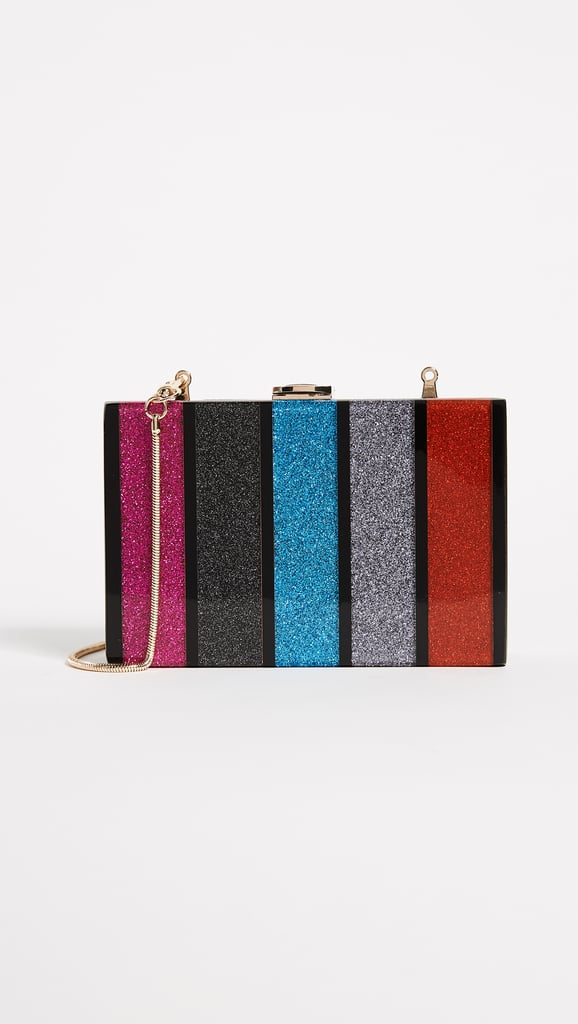 VIDA Leather Statement Clutch - TECHNO by VIDA g6k0Y