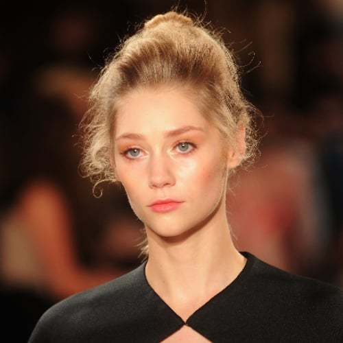 Temperley London Spring 2014 Hair and Makeup | Pictures
