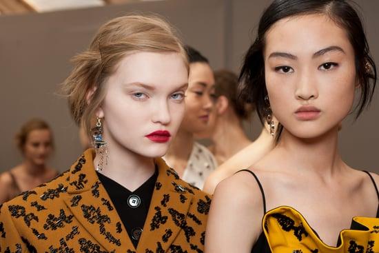 Dior Haute Couture Paris Makeup | Jan 2016